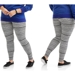 Women's Ankle Leggings Plus Size 2X~3X